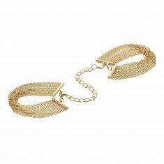 Magnifique Handcuffs, gold