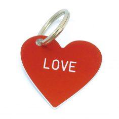 Herz Anhänger - Love