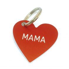 Herz Anhänger - Mama