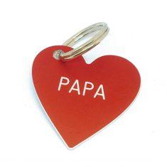 Herz Anhänger - Papa