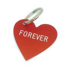 Herz Anhänger - Forever