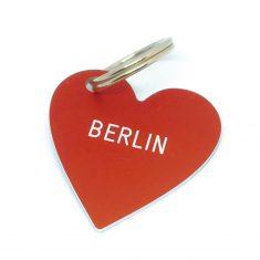 Herz Anhänger - Berlin