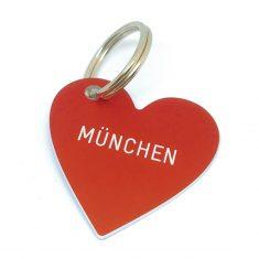 Herz Anhänger - München