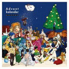 Zotter - Mitzi Blue Adventkalender
