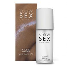 Slow Sex Full Body Massage