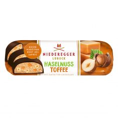 Niederegger Marzipan Brot - Haselnuss Toffee