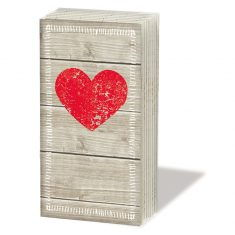 Taschentücher SNIFF - Heart of Wood