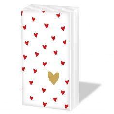 Taschentücher SNIFF - Little Hearts