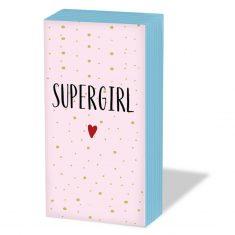Taschentücher SNIFF - Supergirl