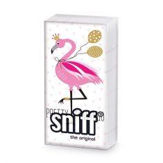Taschentücher SNIFF - Pretty Flamingo
