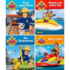 Nelson Mini-Buch - Feuerwehrmann Sam 5-8