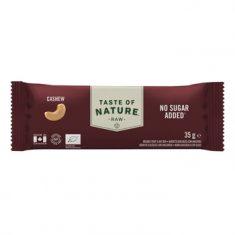 Bio-Dattelriegel -  Taste of Nature Raw Cashew