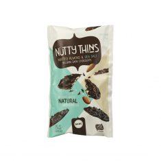 Schokotaler - Nutty Thins Roasted Almond & Sea Salt