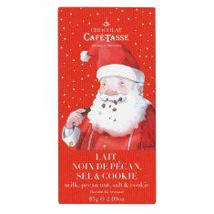 Café Tasse Schokoladentafel - Lait Noix De Pecan, Sel & Cookie