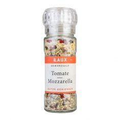 LAUX - Tomate-Mozzarella Gewürzsalz, Mühle