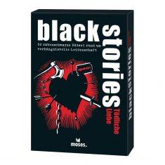 Kartenset - black stories, Tödliche Liebe