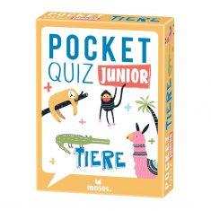Pocket Quiz junior - Tiere