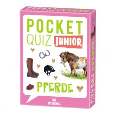 Pocket Quiz junior - Pferde