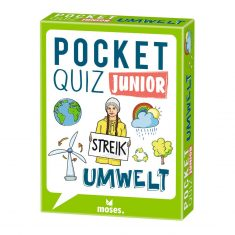 Pocket Quiz junior - Umwelt