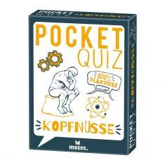 Pocket Quiz - Kopfnüsse
