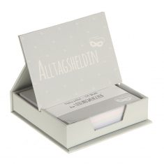 Zettelbox - Alltagsheldin
