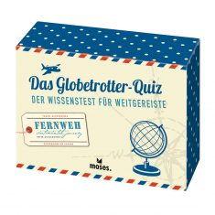 Das Globetrotter-Quiz - Der Wissenstest für Weitgereiste