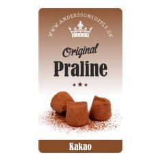 Schokotrüffel - Original Praline, Kakao