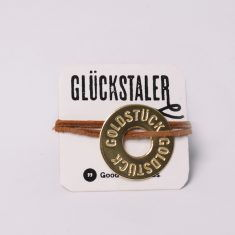 Glückstaler - Goldstück