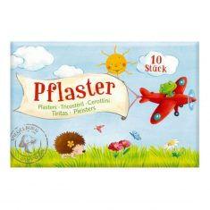 Pflasterstrips - Spiel & Spaß im Garten!