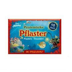 Pflasterstrips - Piratenstarke Pflaster, Capt'n Sharky Tiefsee