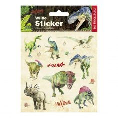 Sticker - T-Rex World