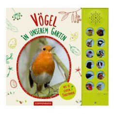Soundbuch - Vögel in unserem Garten