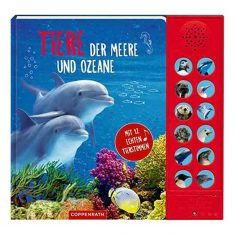 Soundbuch - Tiere der Meere und Ozeane