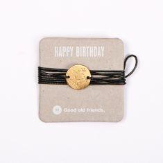 Wunschband - Happy Birthday, Sterne