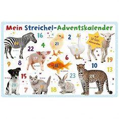 Mein Streichel-Adventskalender