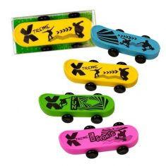 Radiergummi - Skateboard