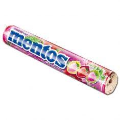 Mentos - Erdbeer Mix
