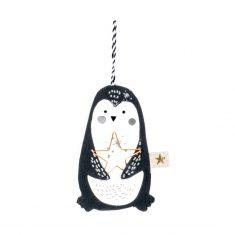 Winterfreunde - Pinguin
