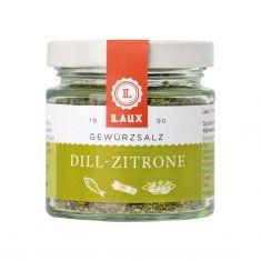 LAUX - Dill-Zitronen Gewürzsalz