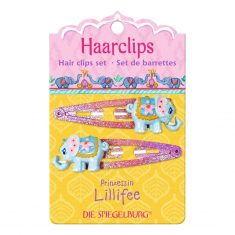 Haarclips - Prinzessin Lillifee Orient, 2er-Set