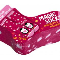 Magic Socks - Fröhliche Weihnachten, Pinguin