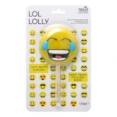Emoji Lolly - LOL