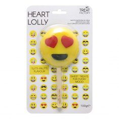 Emoji Lolly - Love