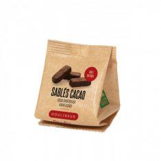 Buttergebäck - Sablés Cacao