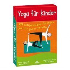 Kartenset - Yoga für Kinder