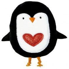 Wärmekissen - Fröhliche Weihnachten, Pinguin