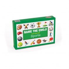 Kartenspiel - Emoji Quiz Sport