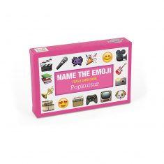 Kartenspiel - Emoji Quiz Popkultur