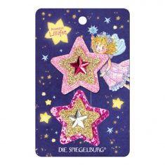 Haarclips - Sterne Prinzessin Lillifee, 2er-Set