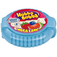 Hubba Bubba Band Erdbeer-Blaubeer-Wassermelone, Kaugummi
